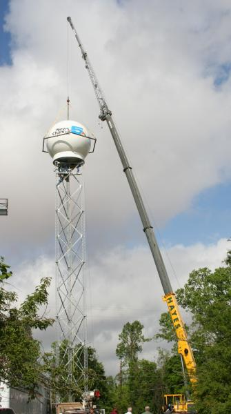 Crane Services - louisiana - hayes manufacturing